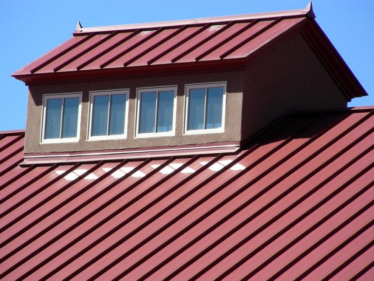 Metal roofing in Saginaw