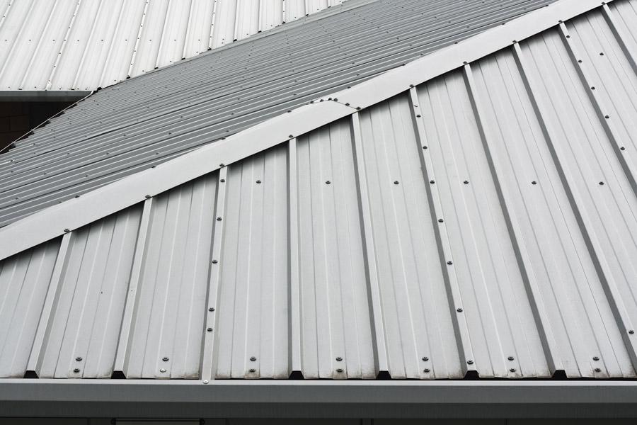 Steel roofing in Bay City, MI